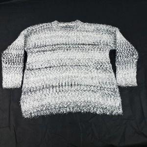 Simply Noelle Chunky Long Sleeve Sweater Lg / XL